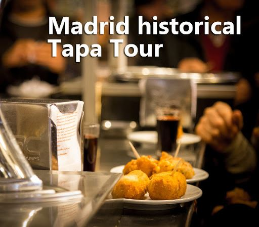 Madrid Historical Tapa Tour