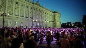 Madrid summer activities