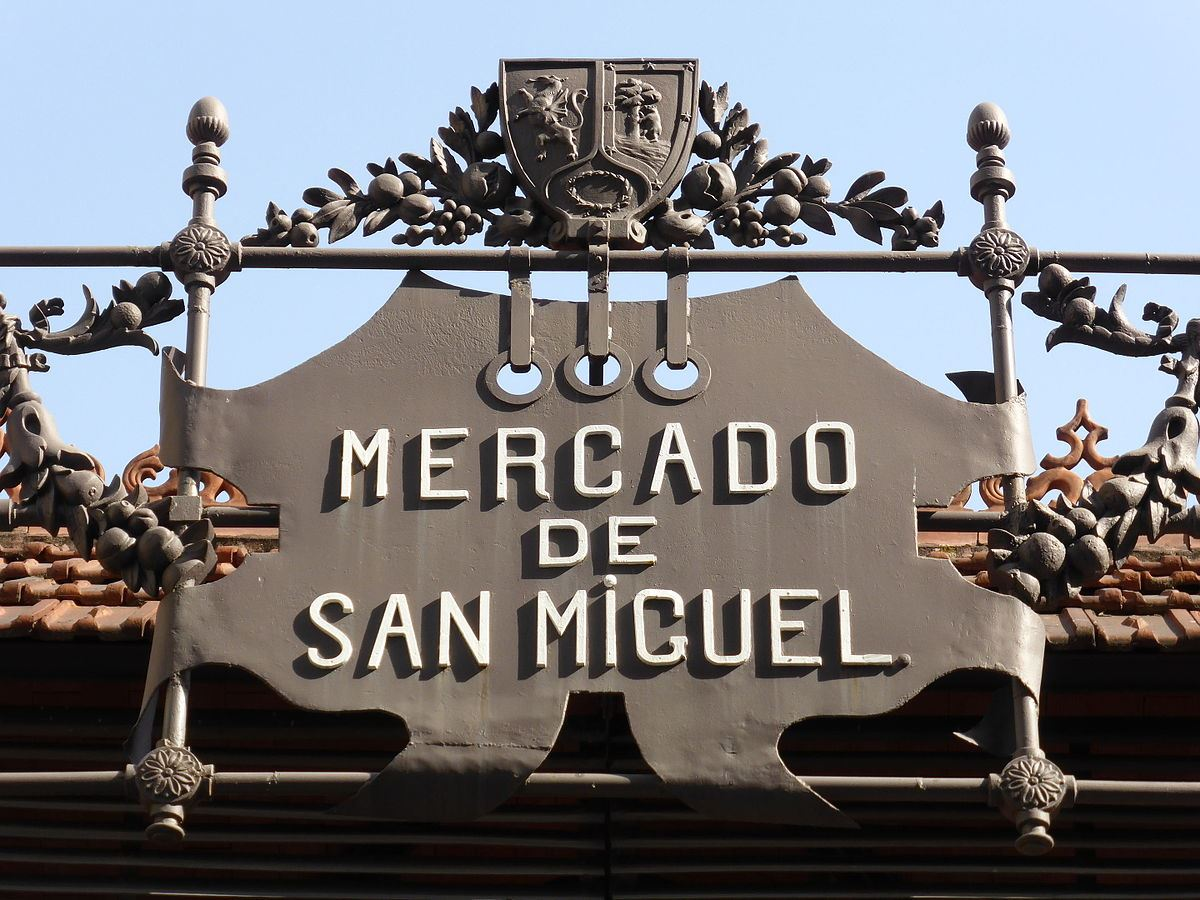 Madrid San Miguel Market