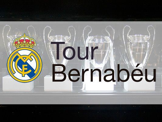 Real Madrid Tour + Tapas Lunch