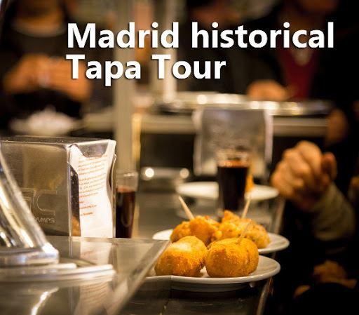 Madrid Historical Tapa Tour
