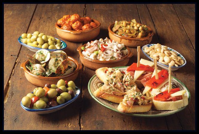The Uniqueness of Tapas
