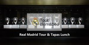 Real Madrid Museum Tour