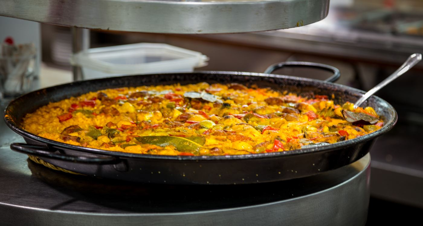 To be or not to be a Paella