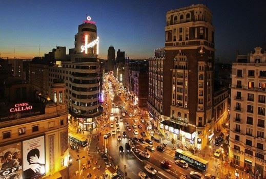 Why Madrid?