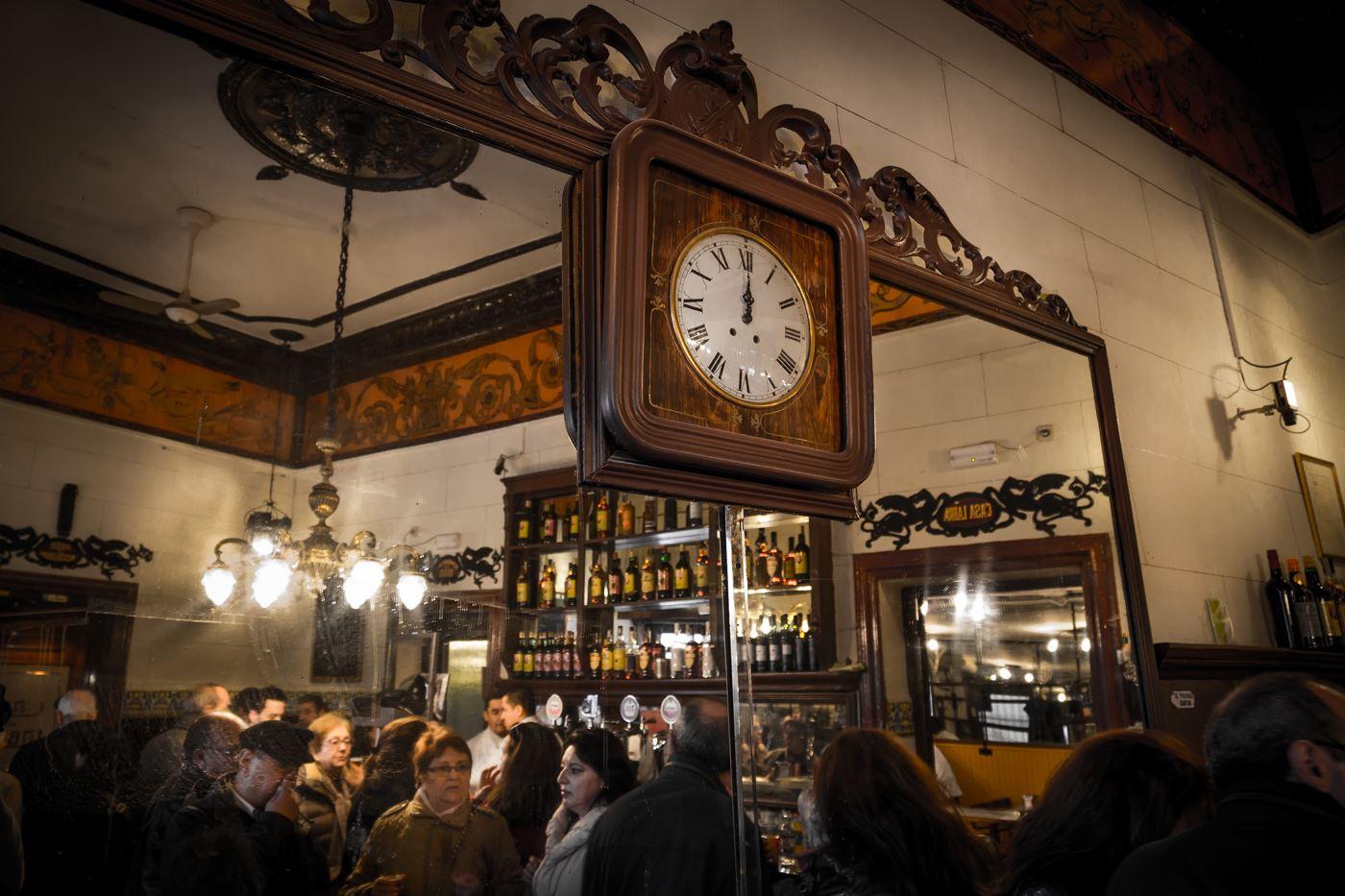 Oldest restaurants in Madrid
