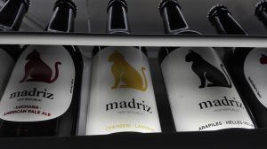 Madrid beer