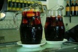 best sangria Madrid