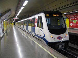 Madrid Subway Metro