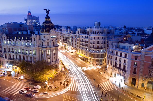 Madrid night clubs