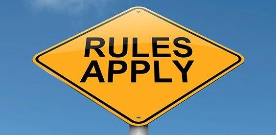 Tapas Rules