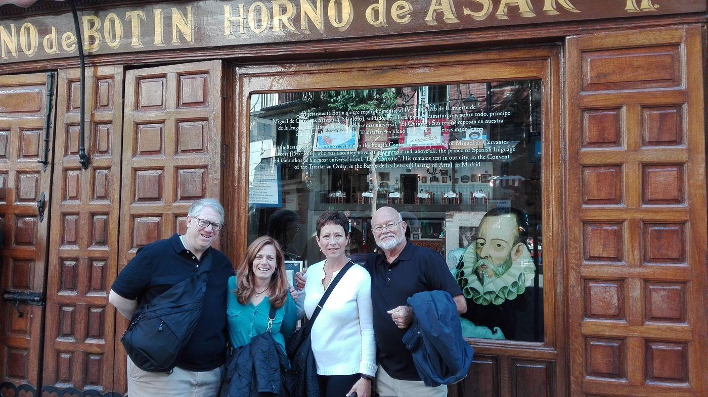 Booking Madrid Tapas Tour