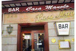 best croqueta in Madrid