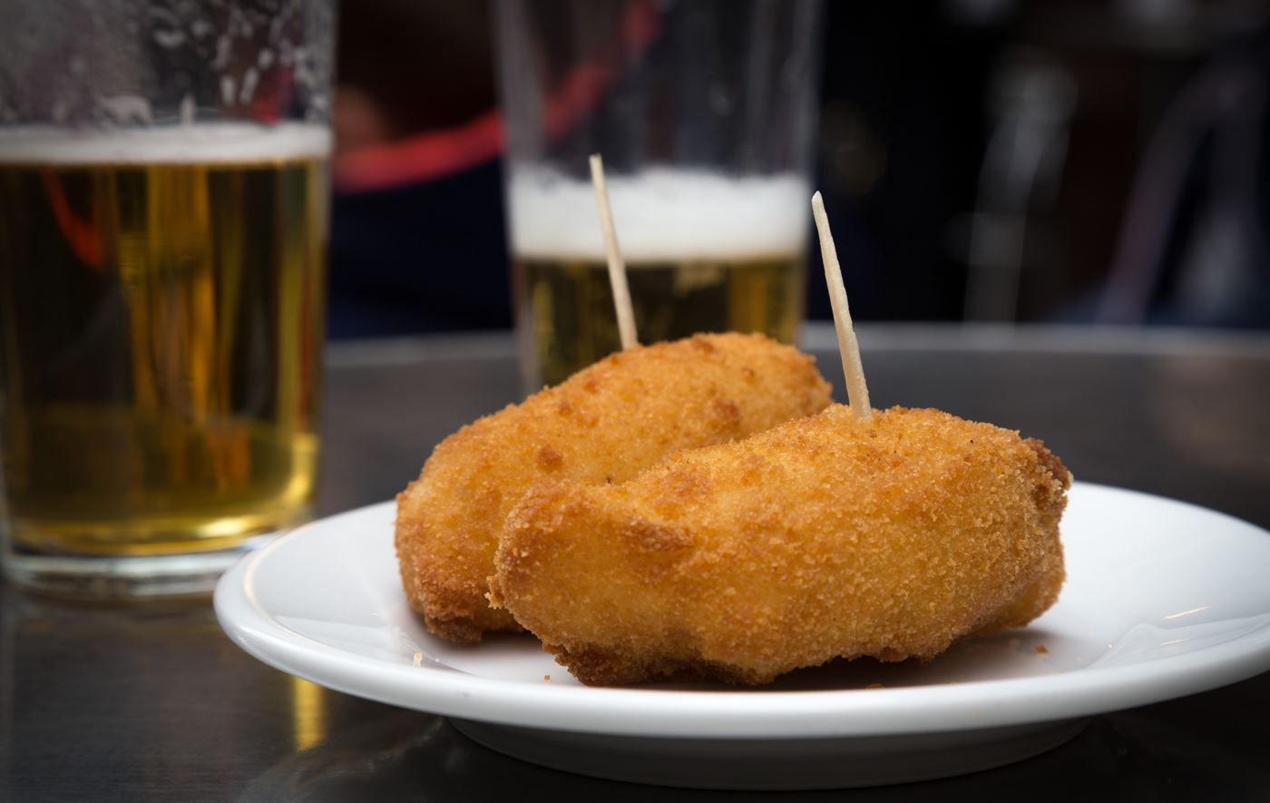 The best croquetas in Madrid