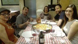 best Madrid paella