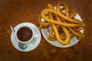 Madrid Chocolate and Churros