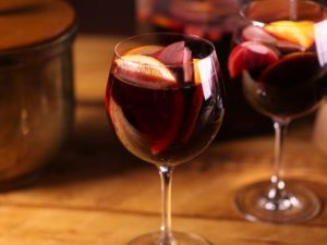 Where is Sangria from?