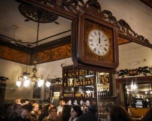 Old Madrid tapas bar