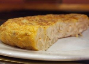 Madrid Spanish tortilla