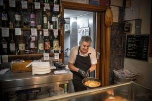 Local tortilla bar