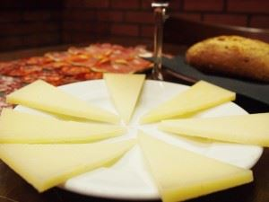 Manchego cheese Madrid tapa