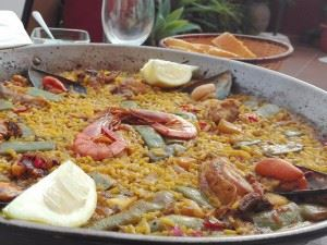 the best seafood pealla!