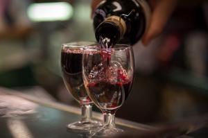 Valdepeñas wine